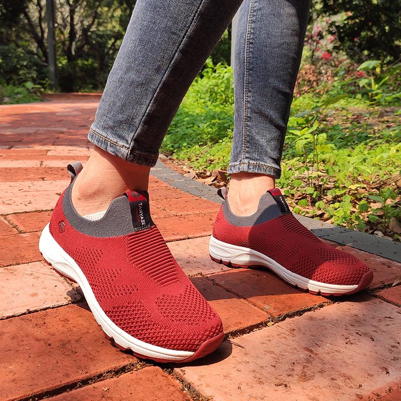 飞织休闲鞋(都市漫步)-200028